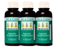 ZER-O-CRAVE SYRUP